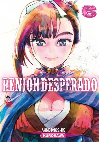 Renjoh Desperado. Vol. 6