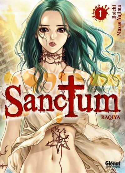 Sanctum : raqiya. 1 / dessinateur, Boichi | Boichi (1973-....). Auteur