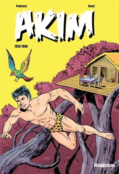Akim : l'intégrale. vol. 2. 1959-1960