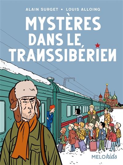 Mystères dans le Transsibérien