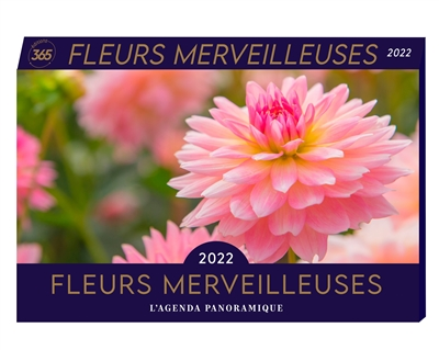 Fleurs merveilleuses 2022 : l'agenda panoramique