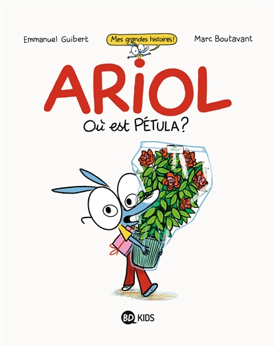 Où est Pétula ? / Emmanuel Guibert, Marc Boutavant   Guibert, Emmanuel (1964-....). Auteur