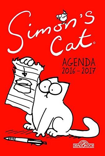 Simon's cat : agenda 2016-2017