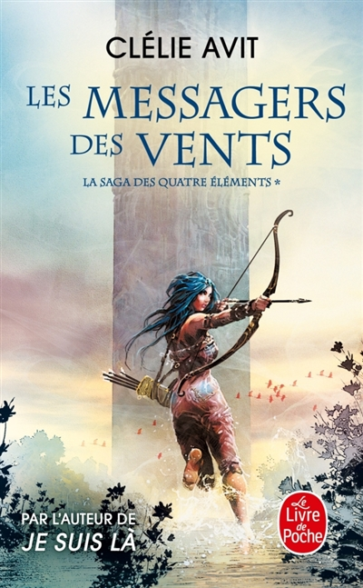 Les messagers des vents / Clélie Avit | Avit, Clélie (1986-....). Auteur