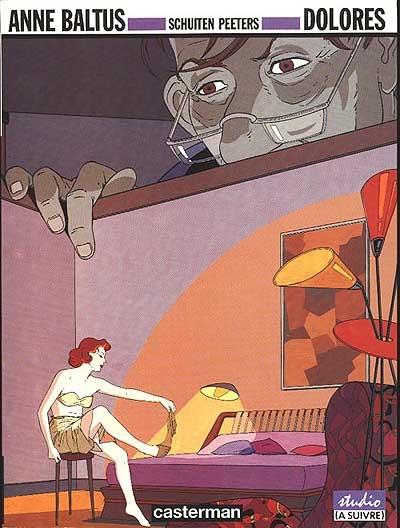 Dolorès | Anne Baltus. Auteur