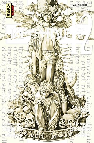 Death note. 12 : manga / scénario Tsugumi Ohba | Ohba, Tsugumi. Auteur
