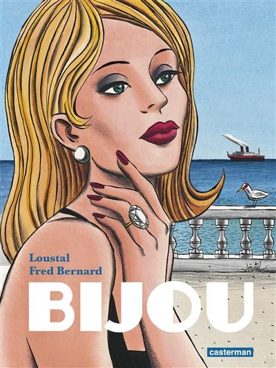 Bijou | Bernard, Frédéric (1969-....). Auteur