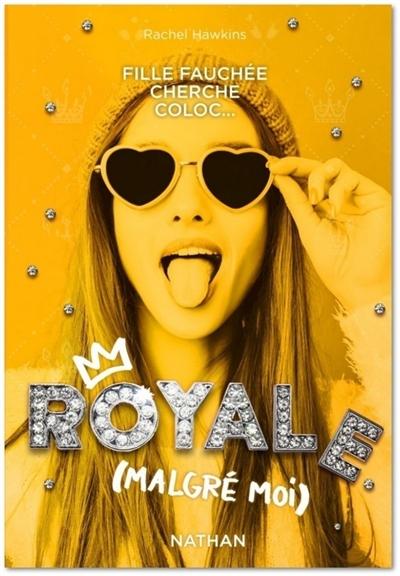 Royale (malgré moi). Flora