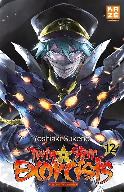 Twin star exorcists : les onmyôji suprêmes. 12 | Yoshiaki Sukeno (1981-....). Auteur
