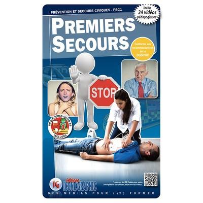 Premiers secours : prévention et secours civiques, PSC1