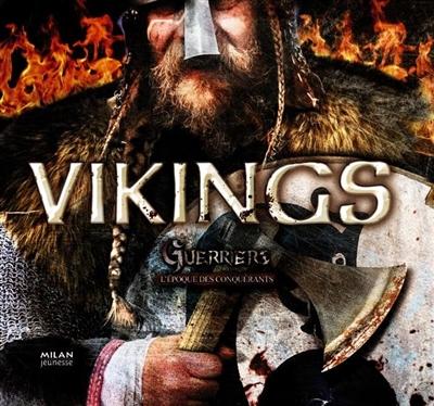 Vikings / Philip Wilkinson | Wilkinson, Philip (1955-....). Auteur