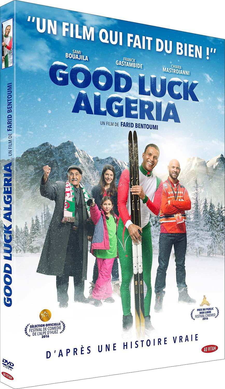 Good Luck Algeria / un film de Farid Bentoumi | Bentoumi, Farid. Metteur en scène ou réalisateur. Scénariste