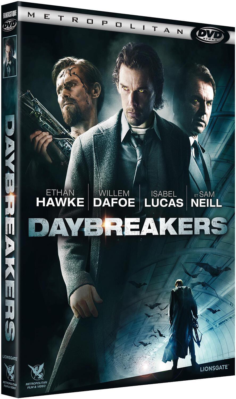Daybreakers / Isabel Lucas, Peter Spierig, Michael Spierig, réal., | Spierig, Michael. Réalisateur. Scénariste