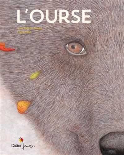 Couverture de : L'ourse