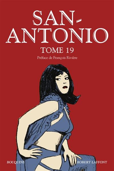 San-Antonio. Vol. 19