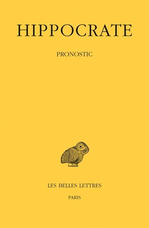 Oeuvres complètes. Vol. 3-1. Pronostic