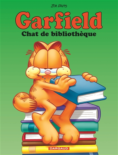 Garfield. Vol. 72. Chat de bibliothèque