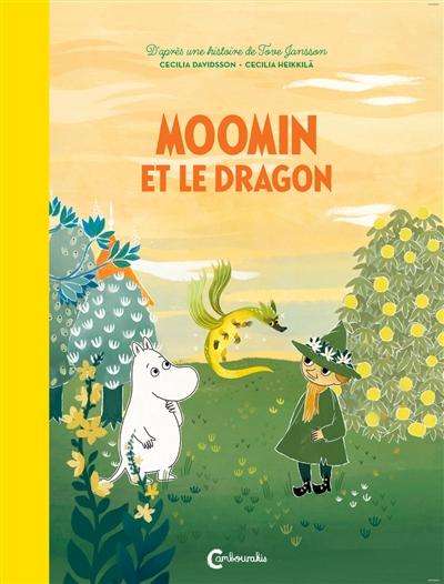 Les Moomins. Moomin et le dragon