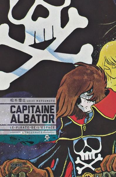 Capitaine Albator : le pirate de l'espace : l'intégrale / Leiji Matsumoto | Matsumoto, Reiji (1938-....). Auteur