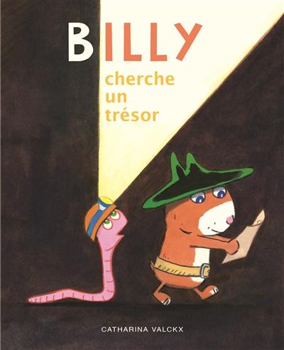 Billy cherche un trésor / Catharina Valckx   Valckx, Catharina (1957-....). Auteur