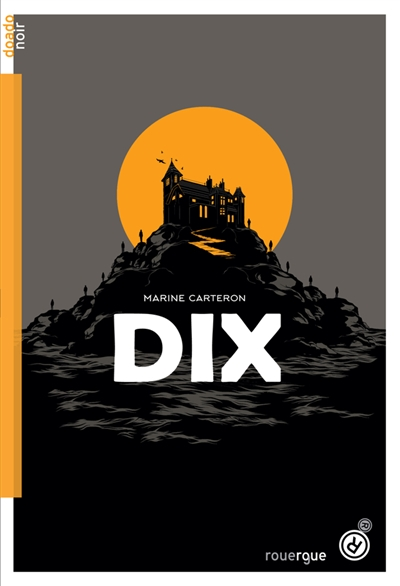 Dix   Carteron, Marine. Auteur