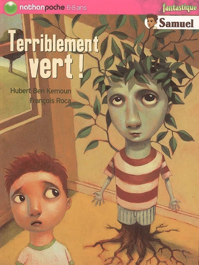 Terriblement vert ! | Ben Kemoun, Hubert (1958-....). Auteur