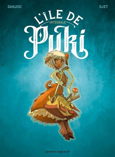 L'île de puki : intégrale