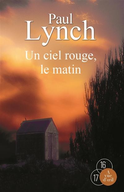 Un ciel rouge, le matin | Paul Lynch, Auteur