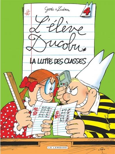 La Lutte des classes | Zidrou (1962-....). Auteur