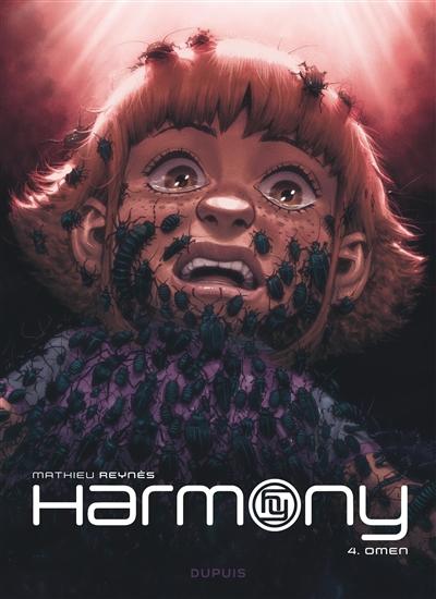 Harmony. 4, Omen / dessin & scénario Mathieu Reynès | Reynès, Mathieu (1977-....). Auteur