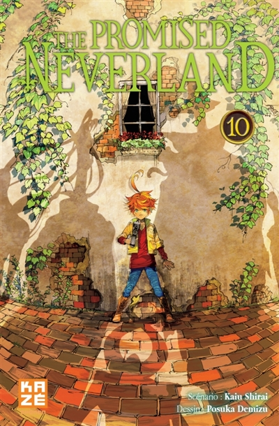 promised Neverland (The). 10 | Shirai, Kaiu. Auteur