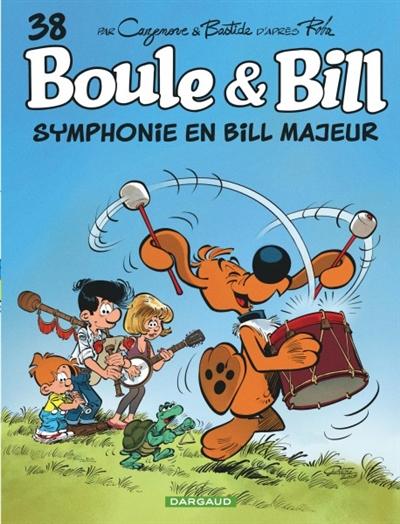 Symphonie en Bill majeur / par Cazenove & Bastide   Cazenove, Christophe (1969-....). Auteur