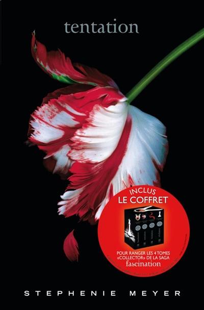 Tentation-twilight. 2 / Stephenie Meyer | Meyer, Stephenie. Auteur