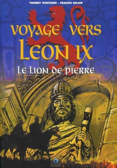 Voyage vers Léon IX : le lion de Pierre