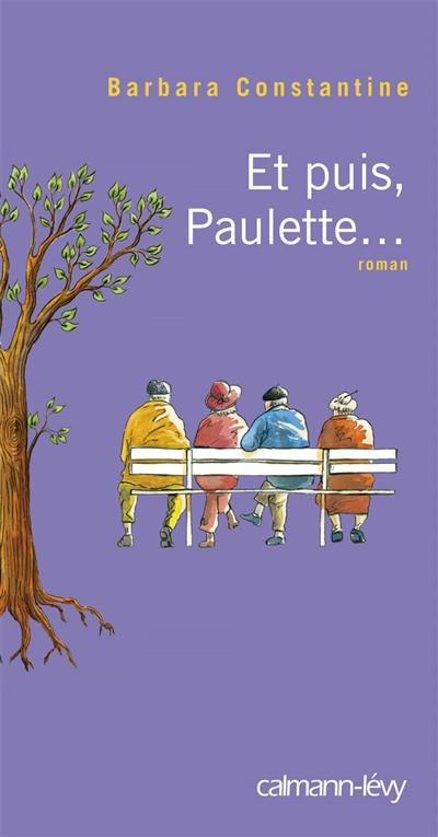 Couverture de : Et puis, Paulette...