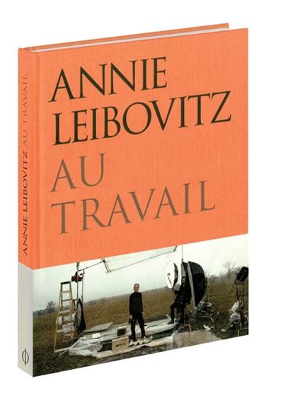 Annie Leibovitz au travail   Annie Leibovitz (1949-....). Auteur