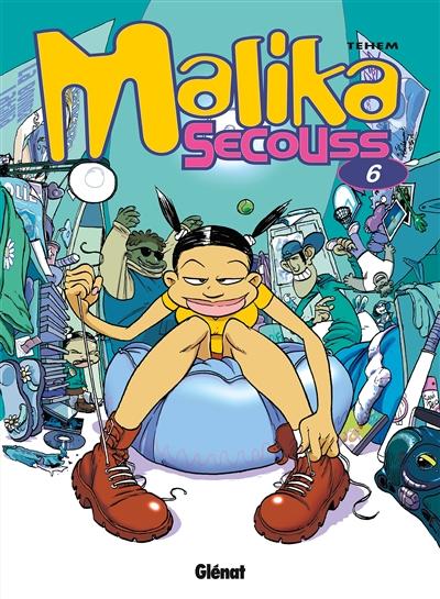 Malika Secouss. Vol. 6