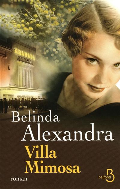 Villa Mimosa | Belinda Alexandra, Auteur
