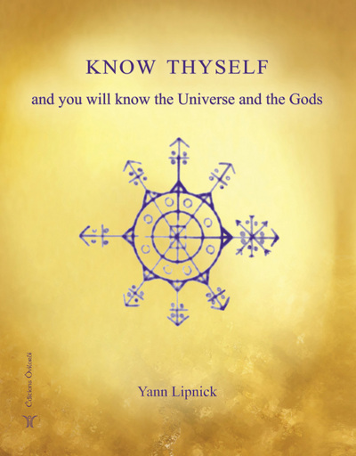 Know thyself and you will know the Universe and the Gods. Vol. 1. Mysteries and secrets of the human body : our unrecognised capacities