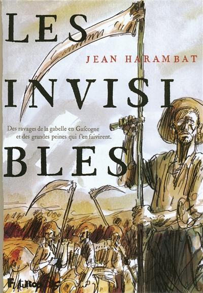 invisibles (Les ) | Harambat, Jean. Auteur