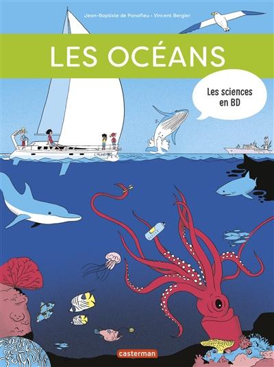 Les sciences en BD. Les océans