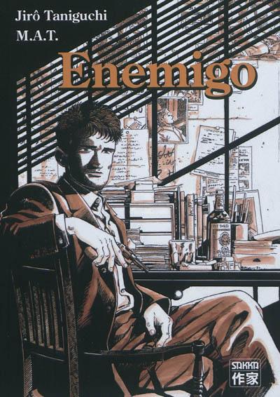 Enemigo | Jirô Taniguchi. Auteur
