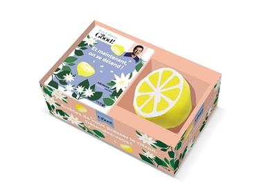 Coffret Dr Good : arrêtez de vous presser le citron, détendez-vous !