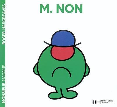 Monsieur Non | Hargreaves, Roger (1934-1988). Auteur