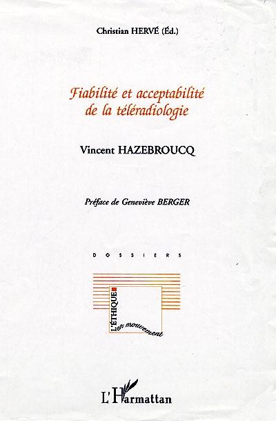 Fiabilité et acceptabilité de la téléradiologie