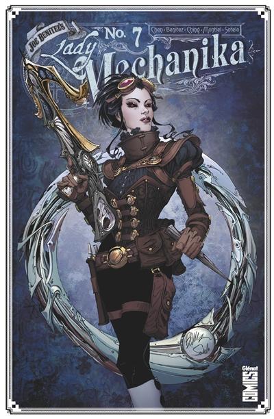 Lady Mechanika. Vol. 7. Sangre