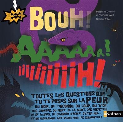 Bouh ! Aaaaaa ! Iiiiiiiiiih ! | Delphine Godard (1964-....). Auteur