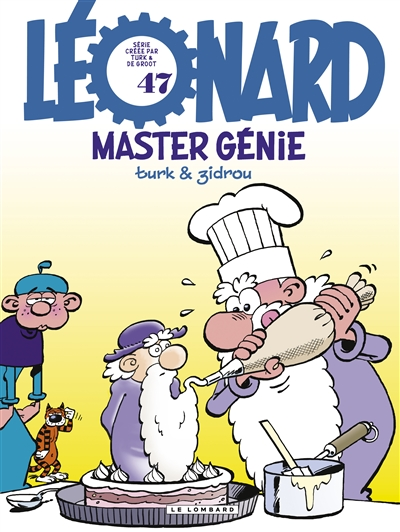 Master génie / scénario, Zidrou | Zidrou (1962-....). Auteur