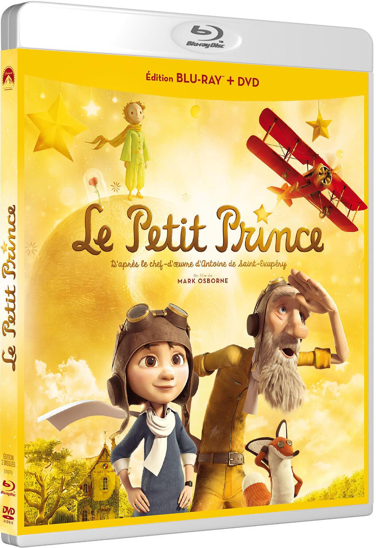 Le Petit Prince / un film d'animation de Mark Osborne | Osborne, Mark. Metteur en scène ou réalisateur