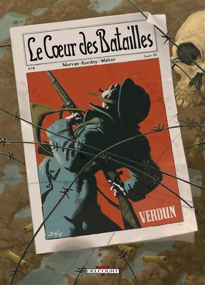 Verdun | Morvan, Jean-David (1969-....). Auteur